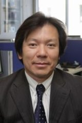 Photo of Shigeo Morishima